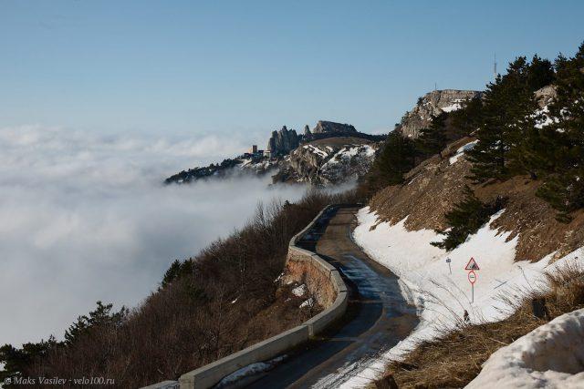 Перевал Святого Петра, Ялта, Крым, Россия