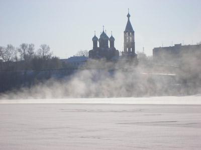 Храм из тумана