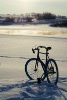 Про зимний велосезн