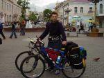 В Улан-Удэ перед стартом